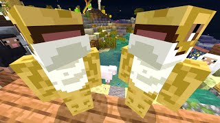 Minecraft - Space Den - Frog Role-play (43)
