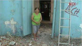 Miedo y escombros persisten en Axochiapan