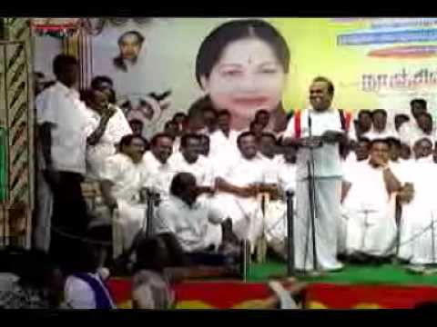 Sampath.com - Nanjil Sampath ADMK Speech 2013 Dindukkal Part 4 of 11.