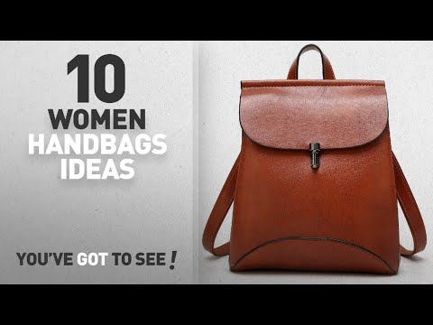 Top 10 Backpack Handbag [ Winter 2018 ]: SiMYEER Women's Pu Leather Backpack Purse Ladies Casual