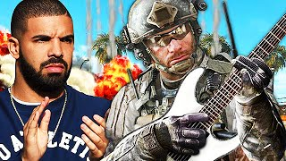 Playing Guitar on Call of Duty! - (Insane Guitar Player plays Black Ops 2)