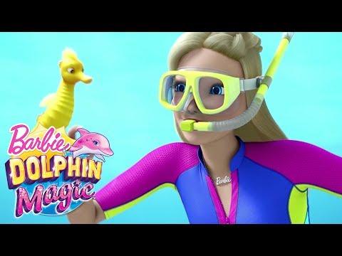 """Treasure"" Official Music Video | Dolphin Magic | @Barbie"