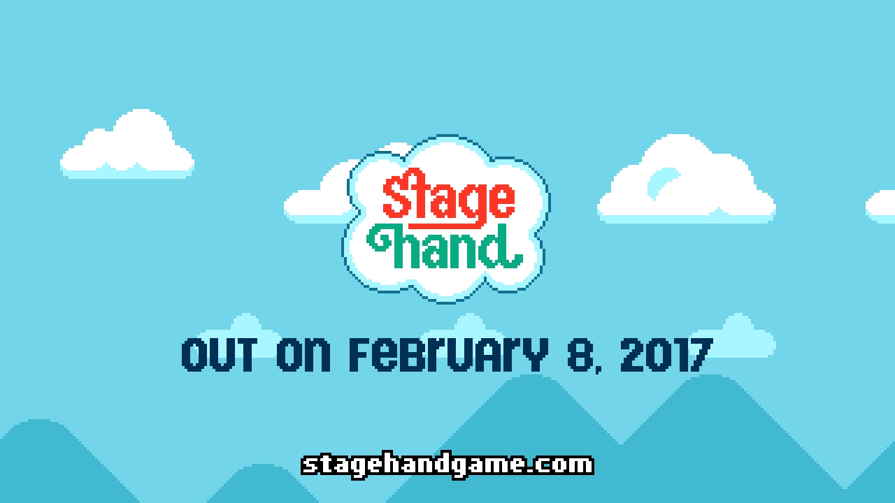 Big Bucket's Reverse Platformer 'Stagehand' Is Set to Launch February 8th on the App Store