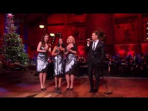 Michael Bublé & The Puppini Sisters Jingle Bells