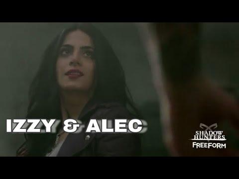 [LEGENDADO] Não Mexan Com a Izzy | Shadowhunters 2x02 | Izzy & Alec