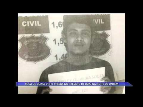 JATAÍ | Cerca de 20 detentos fogem de presídio