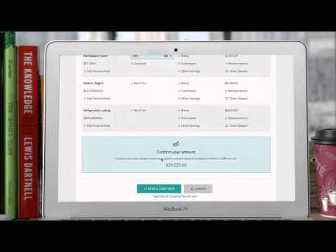 Run Accurate Payroll in 60 Seconds