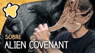 """Minhas impressões na crítica do filme """"Alien: Covenant (Alien Covenant; 2017)"""".INSCREVA-SE: http://bit.ly/inscreversessaocomentadaNÃO PERCA NENHUMA NOVIDADE!Facebook: http://www.facebook.com/sessaocomentada/Twitter: https://twitter.com/sessaocomentada"""