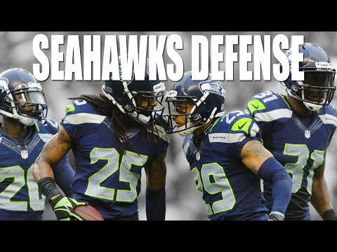 Seattle Seahawks Defense︱Official Highlights︱\