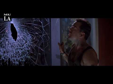 Die Hard (1988) -   Welcome To The Party, Pal Scene