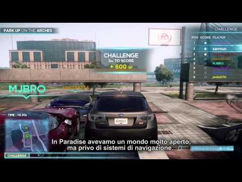 Dietro le quinte di Criterion:  Nuovi dettagli e fasi gameplay di Need for Speed Most Wanted