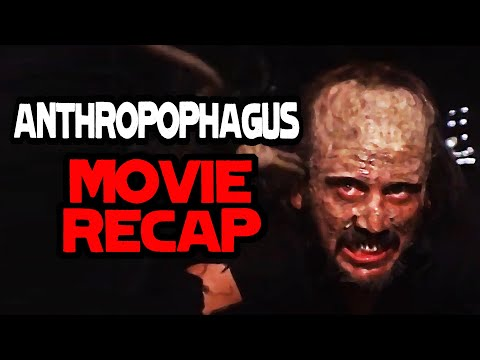 Anthropophagus (aka The Savage Island) (1980) - 5-Minute Movies