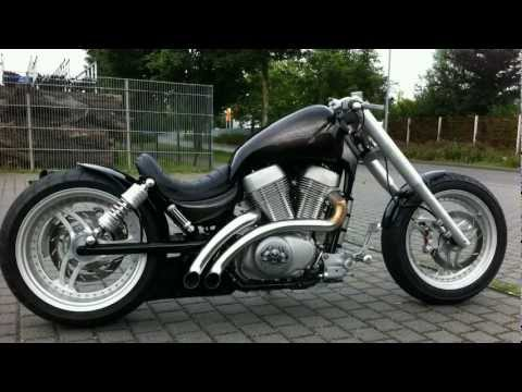 Suzuki Intruder Mr Road Test