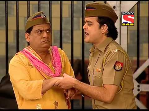sab tv - Gopi Ka Baj Gaya Band - Gopi gets extremely scared as he gets a call from an unknown person. Billu surprised to see Gopi in Female's outfit. Gopi requests Bi...