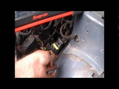 Transmission Repair – 2000 Ford Taurus TR Sensor Problem P0705, P1702.