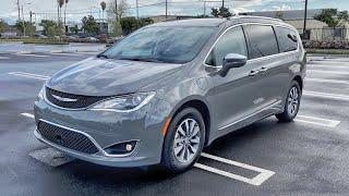 2020 Chrysler Pacifica Hybrid Limited Walkaround (No Talking) by MilesPerHr