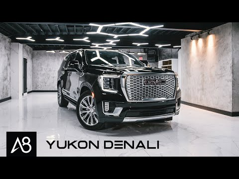 2021 GMC Yukon Denali | Designed To Be Used