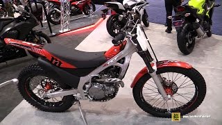 Nonton 2016 Honda Cota 4RT 250 Trial Bike - Walkaround - 2015 AIMExpo Orlando Film Subtitle Indonesia Streaming Movie Download