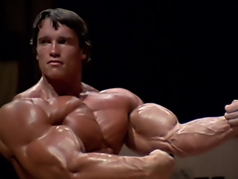 Arnold Schwarzenegger Bodybuilding Training – No Pain No Gain 2013