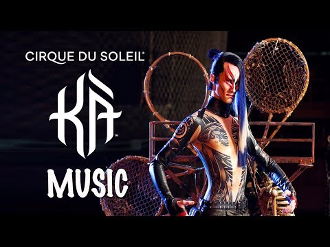 "Video songs - KÀ Music Video  ""Pursuit""  NEW Cirque du Soleil Songs Every TUESDAY!"