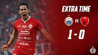 Video PERSIJA JAKARTA 1 - 0 PSM MAKASSAR [Final Leg 1 Piala Indonesia]   Extra Time MP3, 3GP, MP4, WEBM, AVI, FLV Juli 2019
