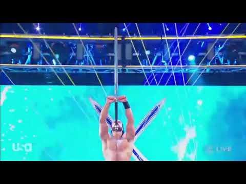 Drew McIntyre s Entrance on Raw 11/16/2020