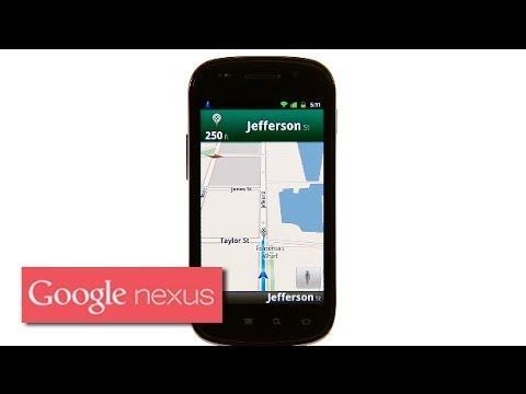 Explore Nexus S: Navigation