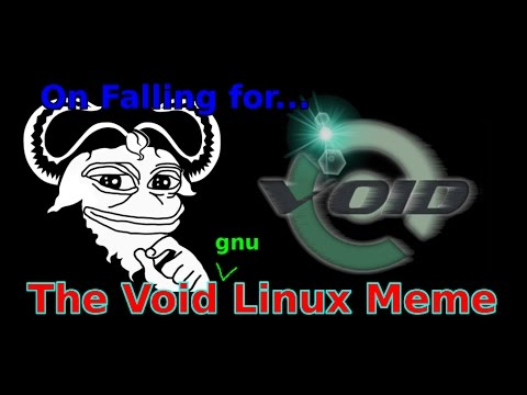 I switched to Void Linux, wew lad...