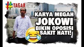 Video Megahnya Mahakarya Jokowi, Bikin Oposisi Geleng Kepala MP3, 3GP, MP4, WEBM, AVI, FLV Desember 2018