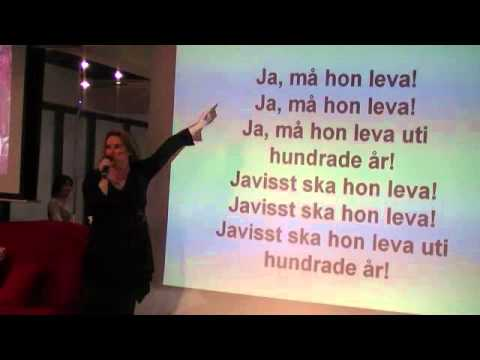 Ja ma hon leva! (Swedish Birthday song)