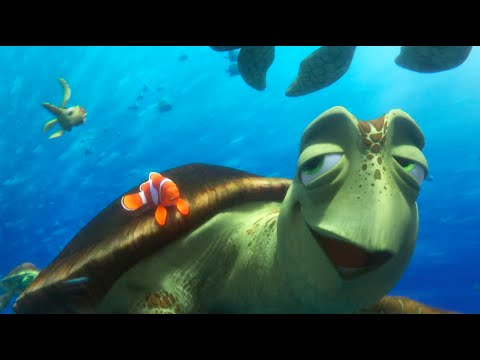 Two New Clips from Pixar s Finding Dory