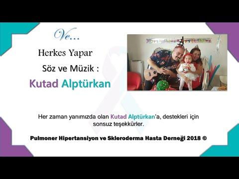 PahSSc_5 Mayıs Dünya Pulmoner Hipertansiyon Günü_Herkes Yapar_Kutad Alpturkan_WorldPHday - 2018.05.05