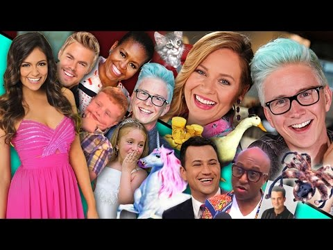 interviews - YouTube sensation Tyler Oakley and POPSUGAR's Becca Frucht have your weekly pop culture fix -- are you ready?! This week we're breaking down the biggest viral hits including Guardians of the...