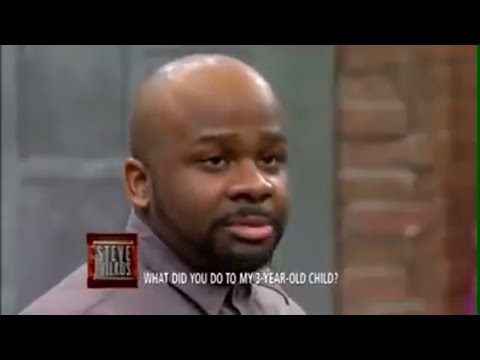 FULL VIDEO PART1 STEVE WILKOS WHAT DID YOU DO TO MY 3 YEAR OLD CHILD