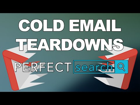 SEO in Chicago - Cold Email Teardown