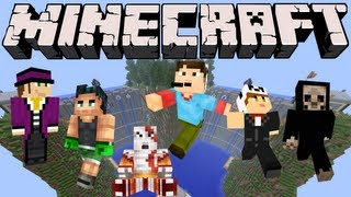Minecraft - Hot Dam! (Project Ares)
