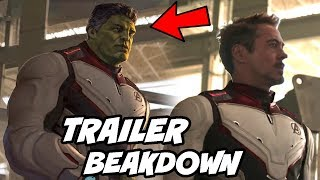 Top Questions about Avengers Endgame Official Trailer 2 Breakdown Avengers Infinity War