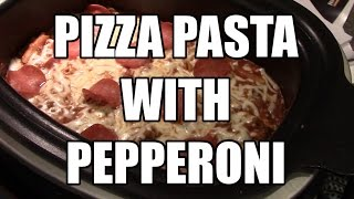"Here we make Pizza Pasta with Pepperoni. Recipe coming soon!  Get the ninja Cooking System 4 in 1 here: https://www.amazon.com/gp/product/B01MQM6IWP/ref=as_li_qf_sp_asin_il_tl?ie=UTF8&tag=ninjacook20-20&camp=1789&creative=9325&linkCode=as2&creativeASIN=B01MQM6IWP&linkId=a2e70175b764ea40f9554e9a19648afdGet the Ninja 3 in 1 here: https://www.amazon.com/gp/product/B01MDN2MQH/ref=as_li_qf_sp_asin_il_tl?ie=UTF8&tag=ninjacook20-20&camp=1789&creative=9325&linkCode=as2&creativeASIN=B01MDN2MQH&linkId=b2161522979e5233ffa7975bf7665e9ePLEASE SUBSCRIBE!!!http://www.youtube.com/subscription_center?add_user=im14pinballFind Ninja Cooking system recipes here: http://EasyNinjaRecipes.comGet Cash Back when you shop online!http://www.ebates.com/rf.do?referrerid=IA2rxShzGMuEoUXkh%2FPF7g%3D%3D&eeid=28187""We are a participant in the Amazon Services LLC Associates Program, an affiliate advertising program designed to provide a means for us to earn fees by linking to Amazon.com and affiliated sites."""