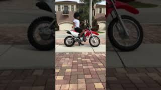 8. MY CRF110F REVIEW!!!!!!!!