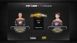 DrHippi vs BunnyHoppor, game 1