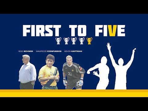 Video: #FirstToFive: Don't miss Kevin Hartman, the MLS all-time leader in saves this Saturday