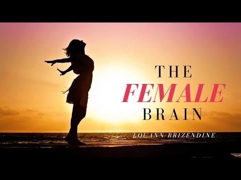 The Female Brain by Louann Brizendine  Audio-book   Narration by Mackenzie