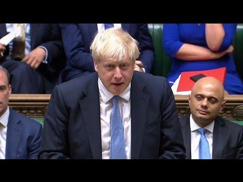 Großbritannien: Johnson gegen Corbyn - erster Schlagab ...
