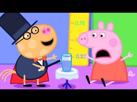 Peppa Pig Italiano - Felice Halloween  - Un talento speciale!  - Cartoni Animati