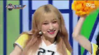 Eunseo's Igu Igu Hing Compilation (Music Show Stages)