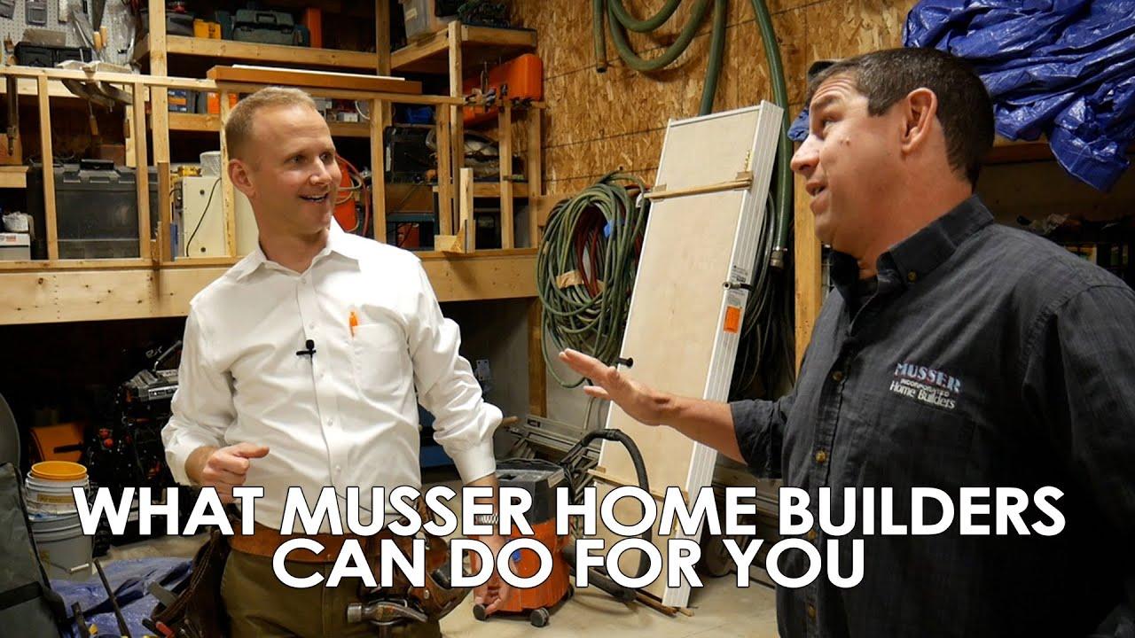 Brand Ambassador Spotlight: Musser Home Builders