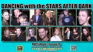 DWTS After Party at Mixology Lea Thompson, Antonio Sabato Jr, Many more