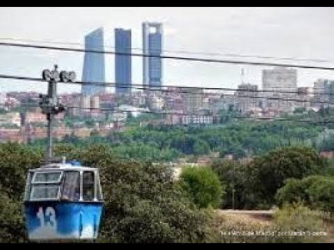 Teleférico De Madrid, Cable Car Madrid
