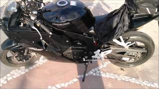 4. Hyosung GT250R 2014 model review