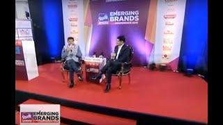 Mr. Anurag Sharma, Baidyanath -Emerging Brand Conference by Delhi Aaj Tak